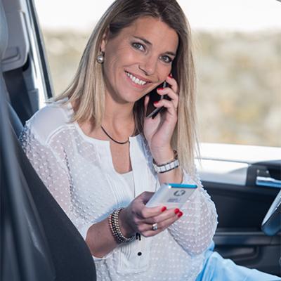 voiture infirmière libérale kapelse téléphone